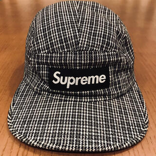 Supreme - Supreme - Small Check Camp Cap