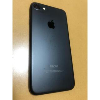 Apple - iPhone7 32G  ブラック