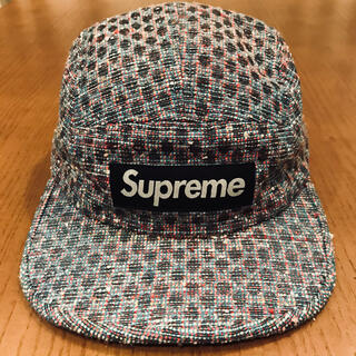 シュプリーム(Supreme)のSupreme 2012AW Bright Tweed Camp Cap(キャップ)