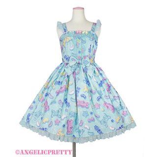 Angelic Pretty - Angelic Pretty☆Jelly Candy Toys JSKSet