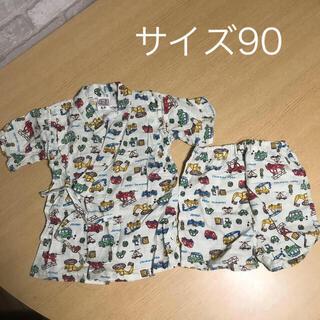 サイズ90  甚平(甚平/浴衣)