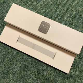 Apple Watch - 保証あり Apple Watch series 5 44mm ステンレス