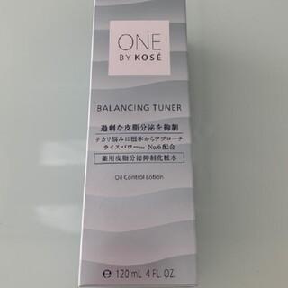 コーセー(KOSE)のONE BY KOSE バランシングチューナー(化粧水/ローション)