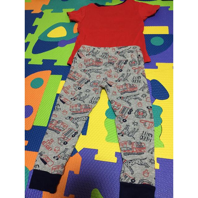 carter's(カーターズ)のCarter's パジャマ 3点セット  80〜90㎝ キッズ/ベビー/マタニティのキッズ服男の子用(90cm~)(パジャマ)の商品写真