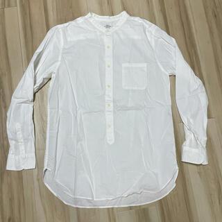 レイジブルー(RAGEBLUE)の【新品未使用】RAGEBLUE Yシャツ ワイシャツ 丸襟 Lサイズ(シャツ)