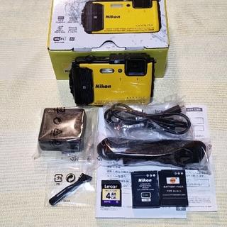 ニコン(Nikon)のNikon Coolpix AW130(コンパクトデジタルカメラ)