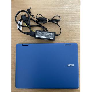 エイサー(Acer)のAcerエイサーN15W5ノートパソコンタブレットモード付(ノートPC)