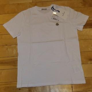 MONCLER - 新品未使用 MONCLER 2021SS Tシャツ ホワイト
