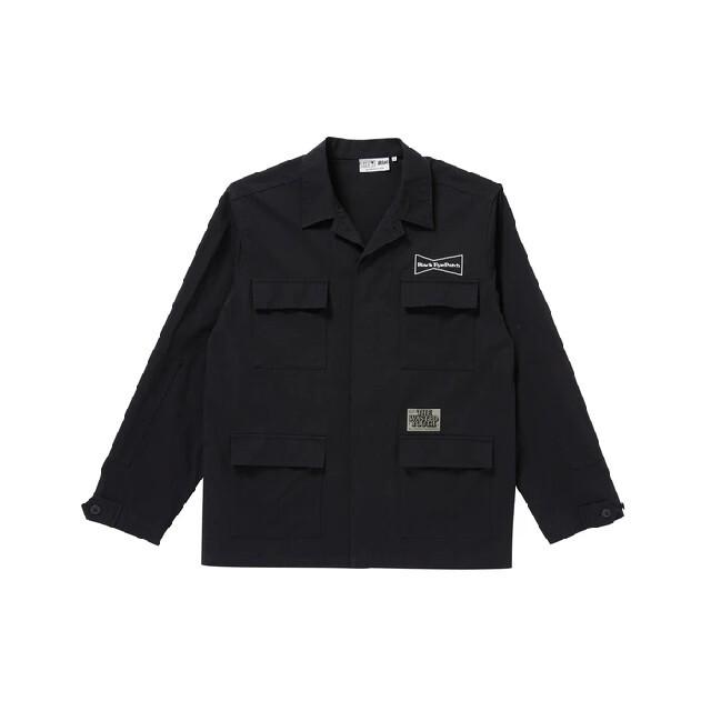 Supreme(シュプリーム)のblack eye patch wasted youth BDU JACKET メンズのジャケット/アウター(ブルゾン)の商品写真