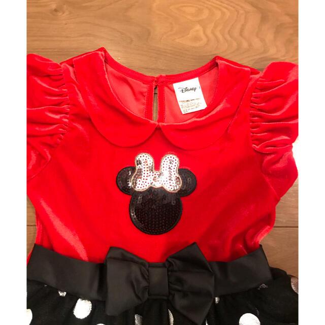 Disney(ディズニー)のディズニー キッズワンピース 約110㎝‼️送料無料‼️ エンタメ/ホビーのおもちゃ/ぬいぐるみ(キャラクターグッズ)の商品写真