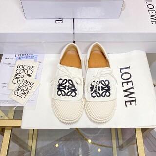LOEWE - 美品   Loewe ロエベ 大人気 スニーカー
