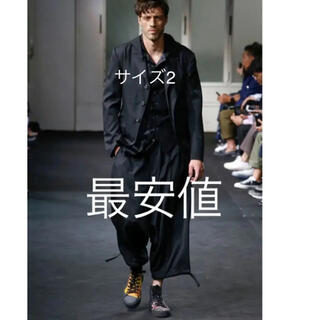 Yohji Yamamoto - yohjiyamamoto 19ss LOOK1 フラップジャケット