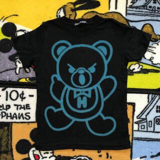 JOEY HYSTERIC - ファックベア Tシャツ Sサイズ