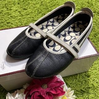 COACH - コーチCOOCH レディレザースニーカー シューズ靴 g1541