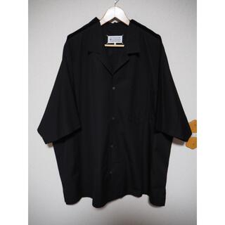 マルタンマルジェラ(Maison Martin Margiela)の20ss MAISON MARGIELA マルジェラ オーバーサイズシャツ(シャツ)