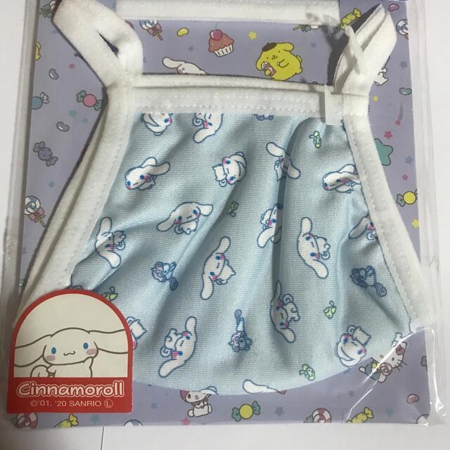 シナモロール 普通サイズ エンタメ/ホビーのおもちゃ/ぬいぐるみ(キャラクターグッズ)の商品写真