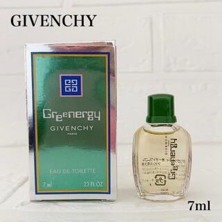 ジバンシィ(GIVENCHY)の廃盤 未使用 GIVENCHY ジバンシィ グリナジー オードトワレ 7ml(香水(男性用))