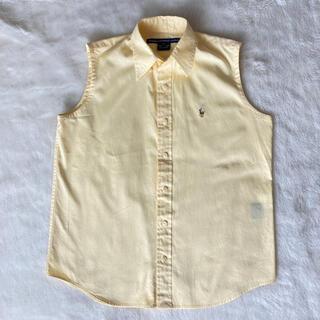 Ralph Lauren - RALPH LAUREN SPORT ノースリーブシャツ