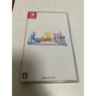 Nintendo Switch - ファイナルファンタジーX/X-2 HD Remaster