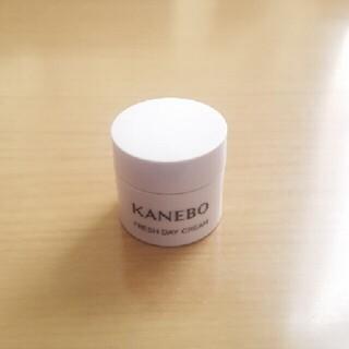 Kanebo - KANEBO ☆ フレッシュデイクリーム サンプル