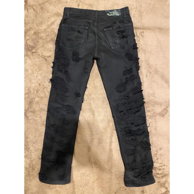 GW sale!SIBERIA HILLS spiritual jeans メンズのパンツ(デニム/ジーンズ)の商品写真
