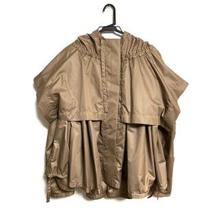 Jil Sander - JIL SANDER ジルサンダー コート 袖取り外し可能 ブラウン ブルゾン