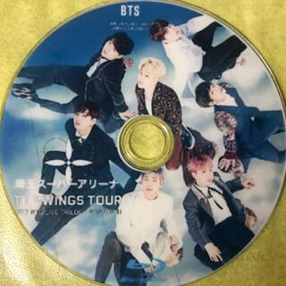 防弾少年団(BTS) - BTS THE WINGS TOUR 埼玉スーパーアリーナ公演 Blu-ray