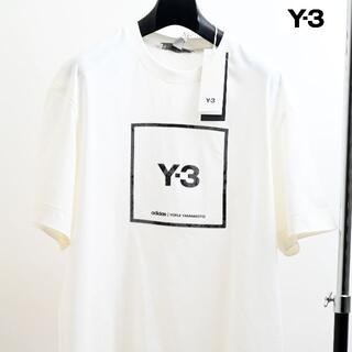 Y-3 - 新品 2021SS Y-3 U SQUARE LABEL GRAPHIC T