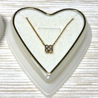 JEWELRY TSUTSUMI - K18ダイヤモンドプチネックレス