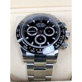 コスモグラフ デイトナ116500LN腕時計 自動巻黒文字盤