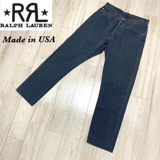 ダブルアールエル(RRL)の【used】RRL Ralph Lauren color denim pants(その他)