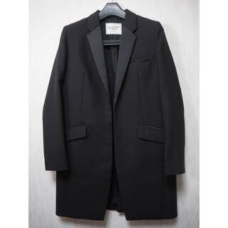 ドゥーズィエムクラス(DEUXIEME CLASSE)のドゥーズィエムクラス ロングタキシード ジャケット 36 定価8万(テーラードジャケット)