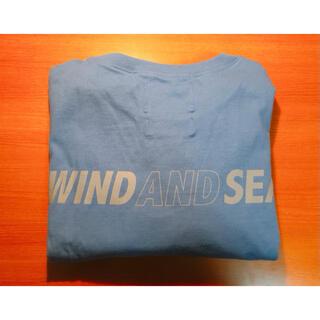 シー(SEA)のWINDANDSEA × vivastudio long sleeve tee(Tシャツ/カットソー(七分/長袖))