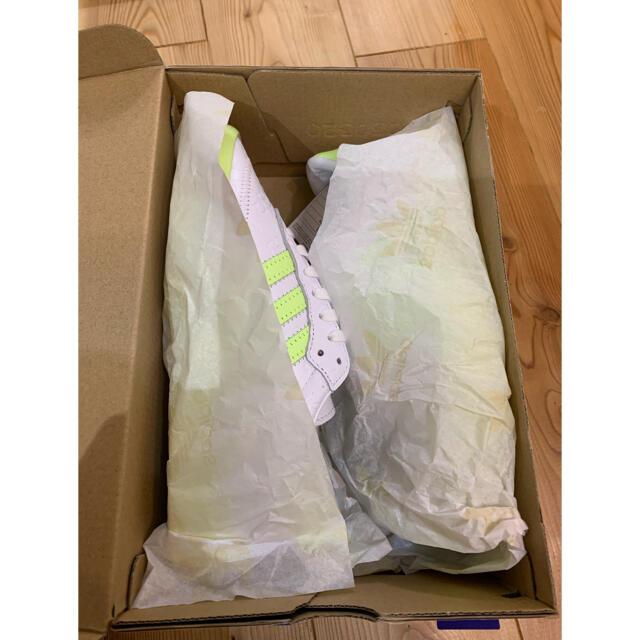 adidas(アディダス)の新品 adidas sambarose w (yellow) 23.5cm レディースの靴/シューズ(スニーカー)の商品写真