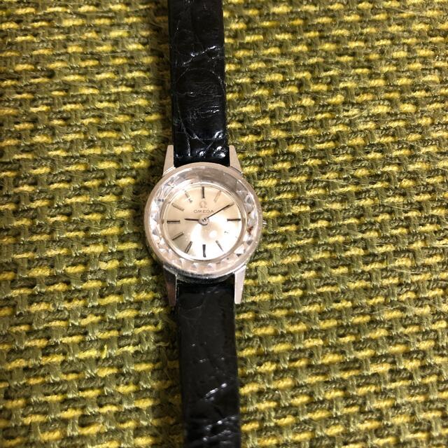 OMEGA(オメガ)のオメガ アンティーク ジャンク品 レディースのファッション小物(腕時計)の商品写真