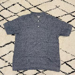 ヤエカ(YAECA)のFilmelange ニットポロシャツ(ポロシャツ)
