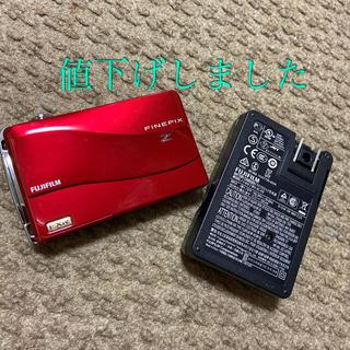 富士フイルム - FUJIFILM   FINEPIX Z700 EXR レッド
