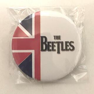 パロディ  BEETLES  ビートルズ  缶バッジ  未使用品