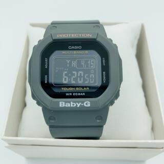 ベビージー(Baby-G)のBABY-G正規新品未使用デジタル電池交換不要アースカラートーン(腕時計)