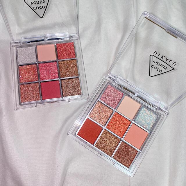 3ce(スリーシーイー)のcoco venus 9色 アイシャドウパレット 02 コスメ/美容のベースメイク/化粧品(アイシャドウ)の商品写真