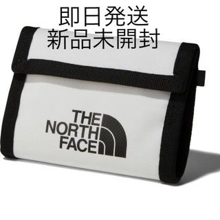 THE NORTH FACE - ザ ノースフェイス ミニウォレット ホワイト