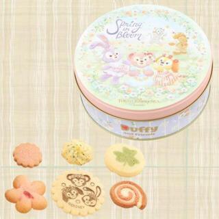 ダッフィー&フレンズのスプリング・イン・ブルーム アソーテッド・クッキー(菓子/デザート)
