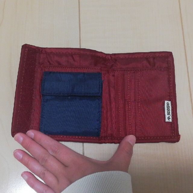 adidas(アディダス)のadidas   財布 メンズのファッション小物(折り財布)の商品写真