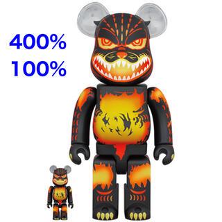 BE@RBRICK 400% ゴジラ VS デストロイア メルトダウンVer.(その他)