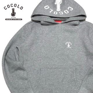 ココロブランド(COCOLOBLAND)の*3400 cocolo bland ココロブランド  パーカー フーディ (パーカー)