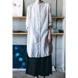 フォグリネンワーク(fog linen work)のfog linen work ロングシャツ(シャツ/ブラウス(長袖/七分))