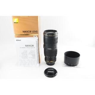 Nikon - Nikon ニコン AF-S 70-200mm F4 G ED VR