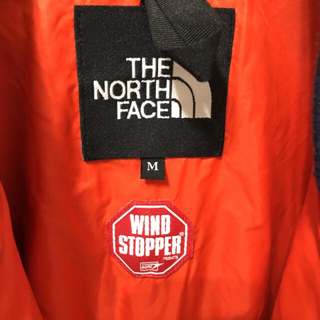 THE NORTH FACE(ザノースフェイス)の【早い者勝ち】ノースフェイス MA-1 ウィンドストッパー Mサイズ メンズのジャケット/アウター(ブルゾン)の商品写真