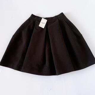 DEUXIEME CLASSE - ドゥーズィエムクラス ミューズ ジョーゼットフレアスカート XS