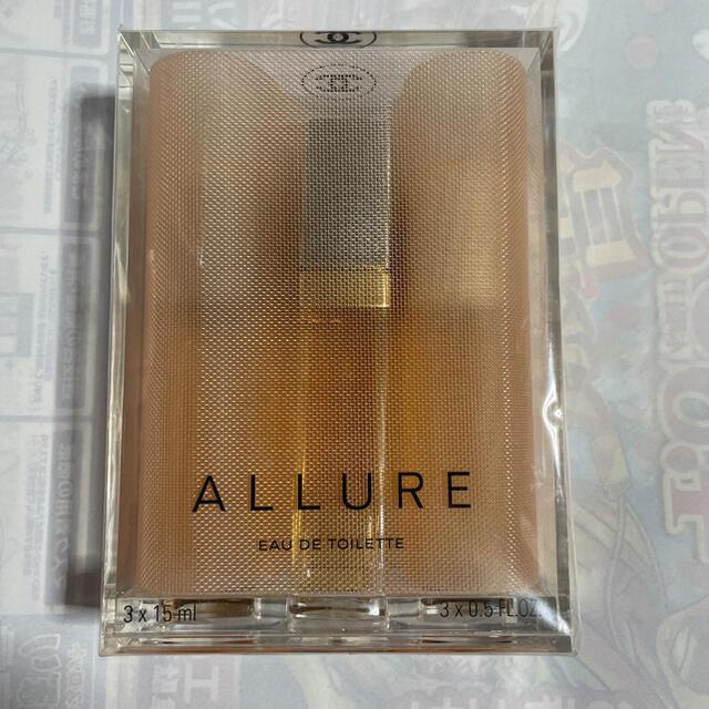 CHANEL(シャネル)のシャネル アリュール コスメ/美容の香水(香水(女性用))の商品写真